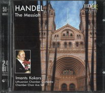 Handel - The Messiah - CD
