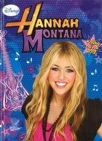 Hannah Montana - Knížka na rok 2012