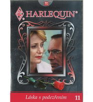 Harlequin 11 - Láska s podezřením - DVD