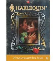 Harlequin 8 - Nezapomenutelná láska - DVD