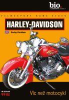 Harley-Davidson: Víc než motocykl - digipack DVD