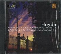 Haydn - Symphony no. 44 / no. 46 / no. 59 - CD