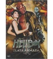 Hellboy 2: Zlatá armáda - DVD