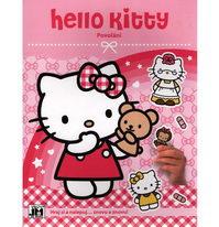 Hello Kitty - Povolání - Hraj si a nalepuj...znovu a znovu!