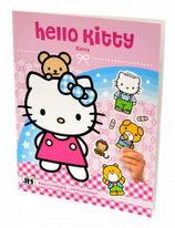 Hello Kitty - barvy