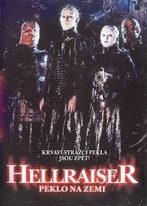 Hellraiser 3 - Peklo na Zemi - DVD
