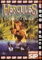 Hercules a Amazonky - DVD
