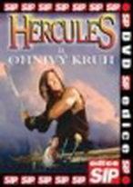 Hercules a ohnivý kruh - DVD