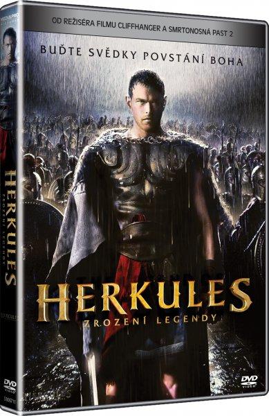 Herkules: Zrození legendy - DVD plast