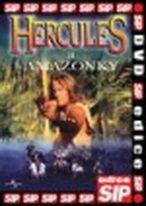 Herkules a amazonky - DVD