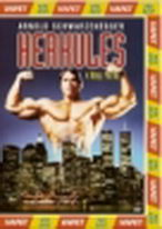Herkules v New Yorku - DVD