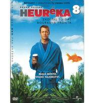 Heuréka 8, druhá sezóna - DVD
