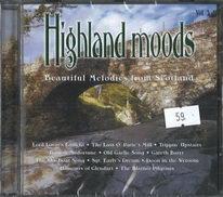 Highland moods - CD