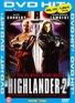 Highlander 2 - Síla kouzla - DVD