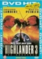 Highlander 3 - DVD