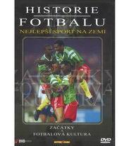 Historie fotbalu 1 - DVD