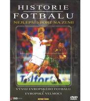 Historie fotbalu 2 - DVD