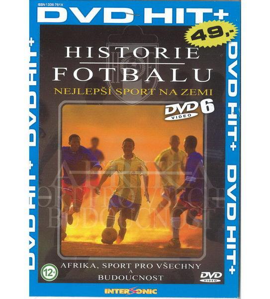 Historie fotbalu 6 - DVD