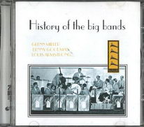 History of Big bands - CD
