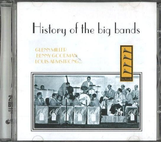 History of Big bands - CD