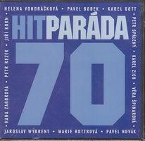 Hitparáda 70. let - CD