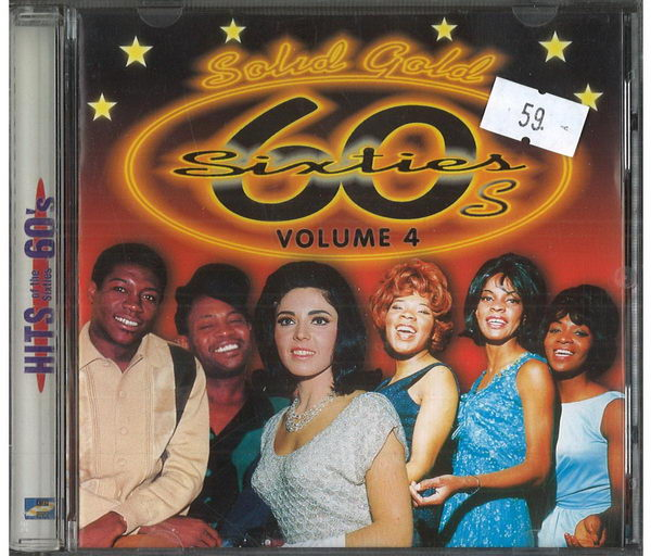 Hits of the 60's - CD