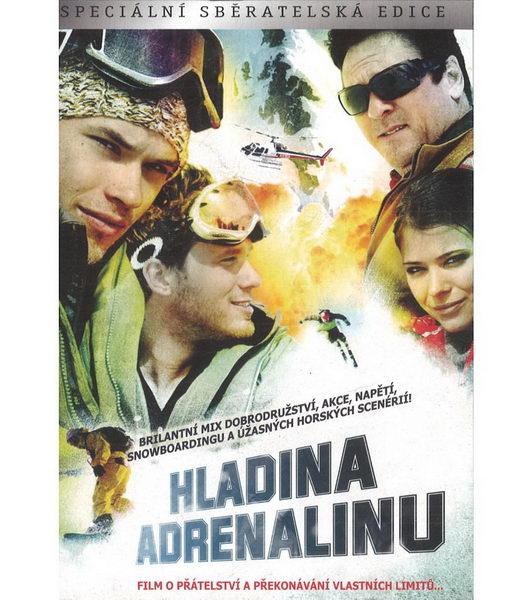 Hladina adrenalinu - DVD