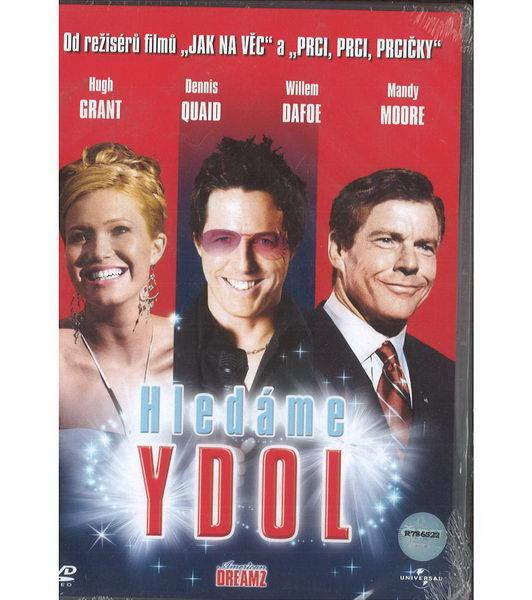 Hledáme Ydol - DVD