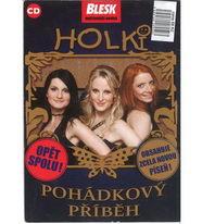 Holki - Pohádkový příběh - CD