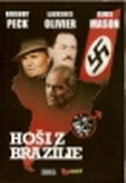 Hoši z Brazílie - DVD