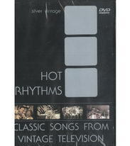 Hot Rhythms - Classic songs from vintage television - DVD