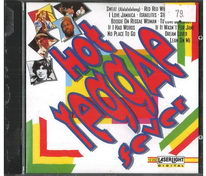 Hot reggea fever - CD