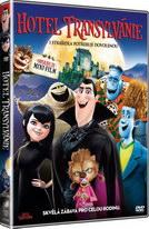 Hotel Transylvánie - DVD plast