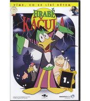Hrabě Káčula - DVD
