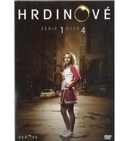 Hrdinové série 1 disk 4 - DVD