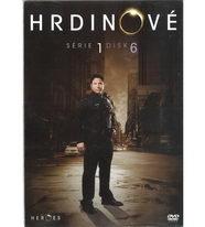 Hrdinové série 1 disk 6 - DVD