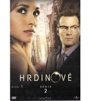Hrdinové série 2 disk 1 - DVD