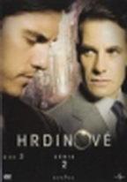 Hrdinové série 2 disk 3 - DVD
