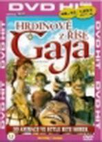 Hrdinové z říše Gaja - DVD