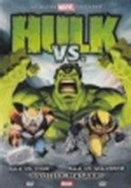 Hulk vs. - DVD