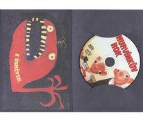 """Hurvínkův rok - Dárkové balení """"Velryba"""" - DVD"""