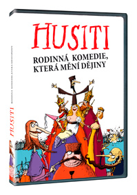 Husiti DVD