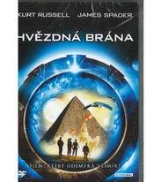 Hvězdná brána - DVD plast