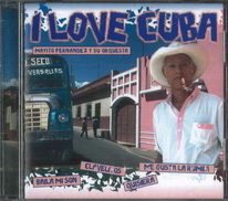I love Cuba - CD