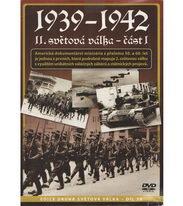 II. světová válka - část I. 1939-1942 - DVD