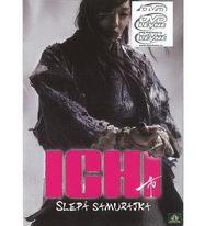 Ichi: Slepá samurajka ( pošetka ) DVD