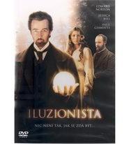 Iluzionista ( plast ) - DVD