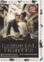 Immortal fighter (Nesmrtelný bojovník) - DVD