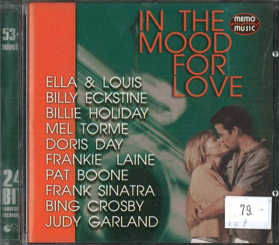 In the mood for love - CD