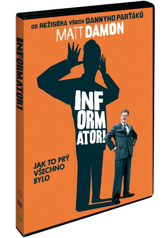 Informátor! DVD